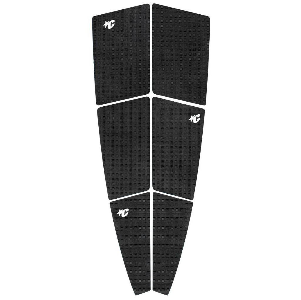 SUP Deck Pads - Creatures of Leisure 6 pc. - Black