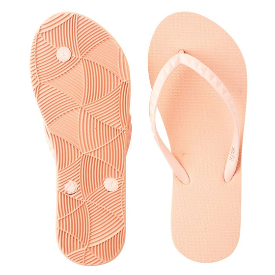 Flip - Flops - Hayn Women's Studded Slippers - Blush