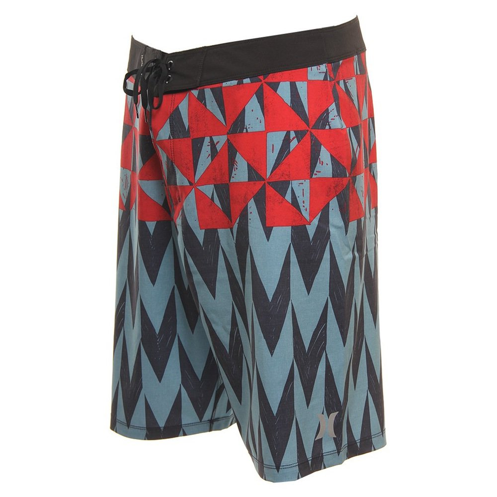 Hurley Surf Usa Men's Phantom Surfboard Stretch Surfing Board Shorts Size 31 Swimwear