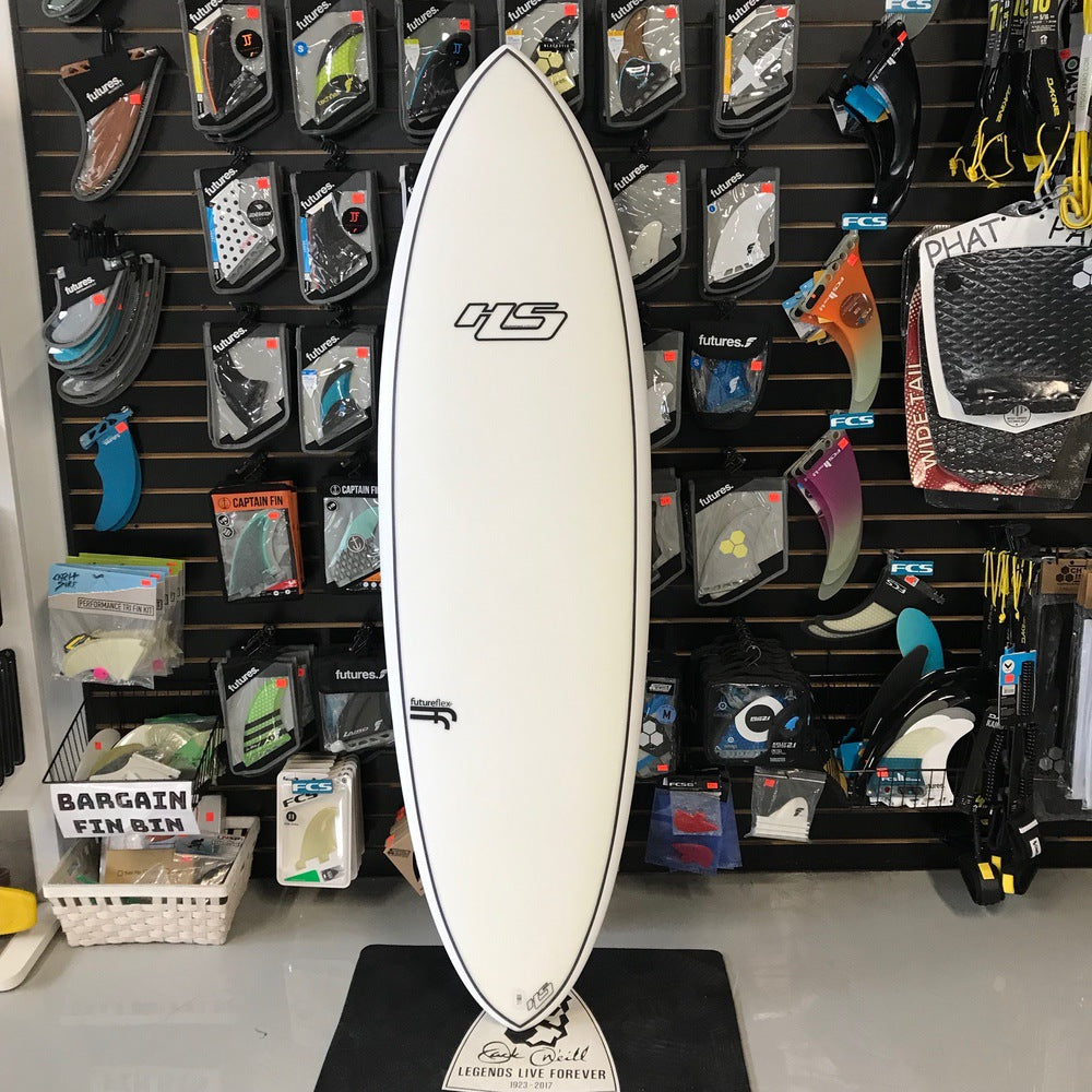 Haydenshapes Hypto Krypto FF - 5 FUT - Blonde 6'0