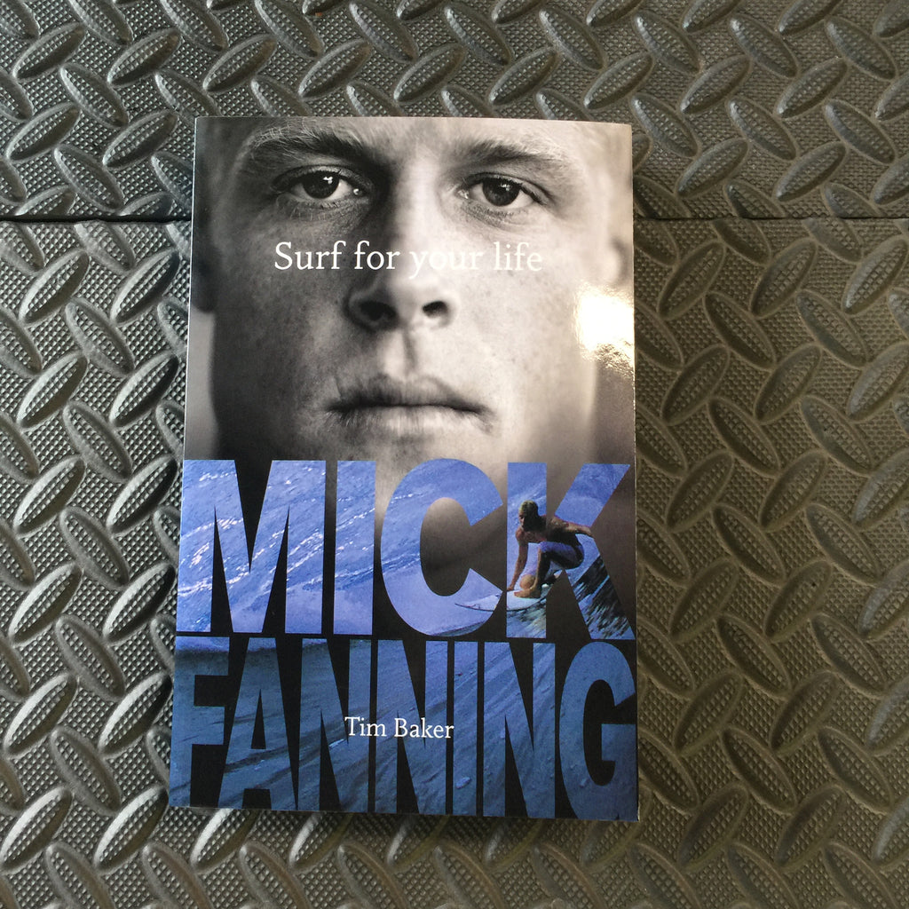 Books - Surf For Your Life: Mick Fanning - Surf Ontario