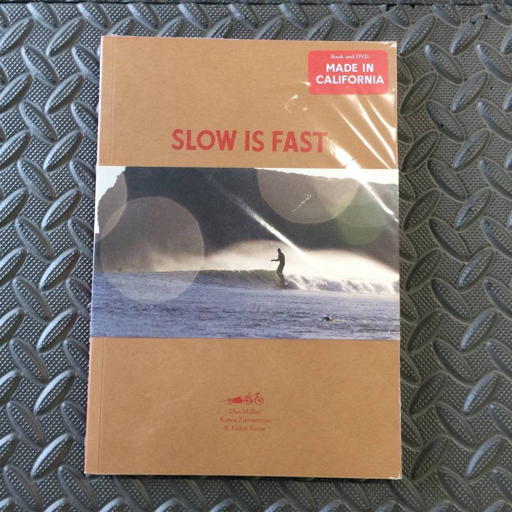Books - Slow Is Fast - Surf Ontario