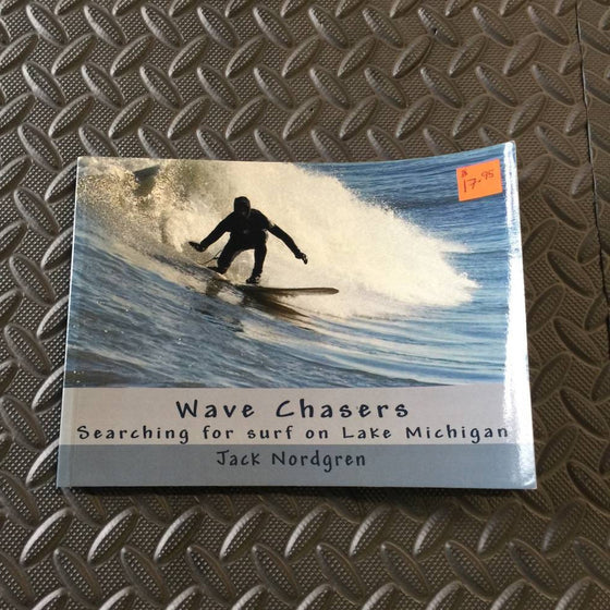 Books - Wave Chasers