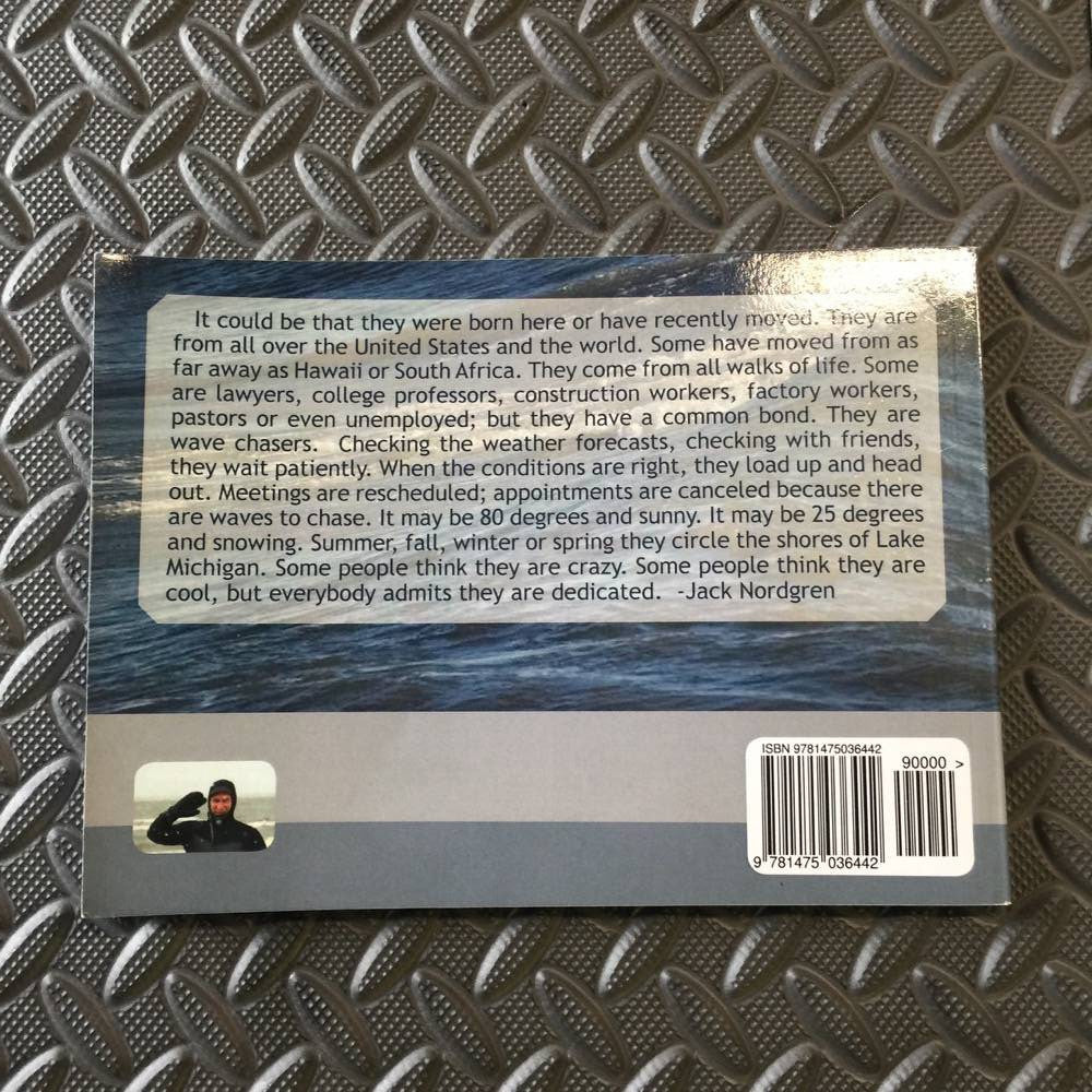 Books - Wave Chasers - Surf Ontario