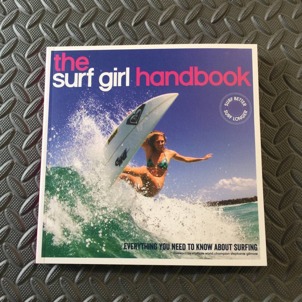 Books - The Surf Girl Handbook - Surf Ontario