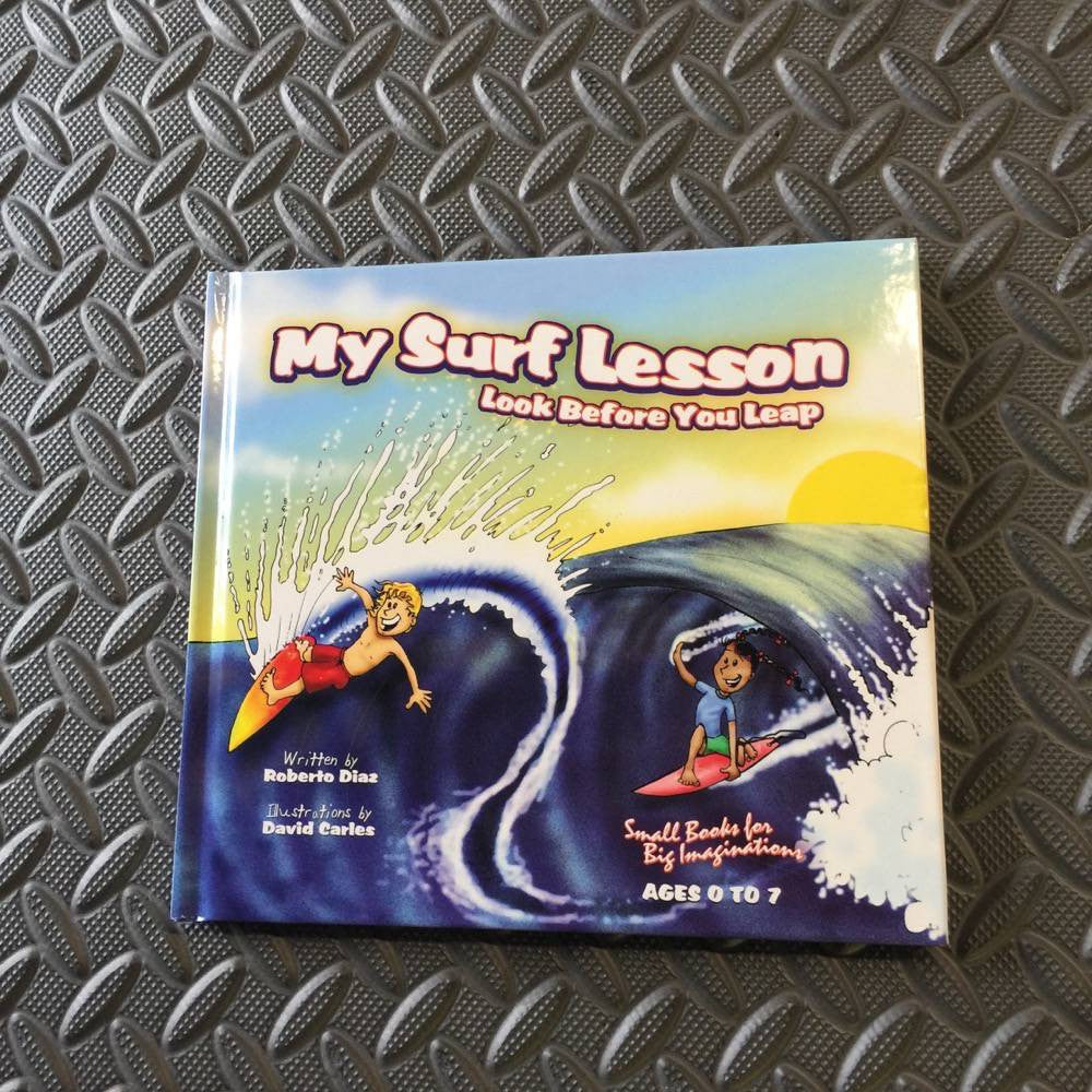 Books - My Surf Lesson - Surf Ontario