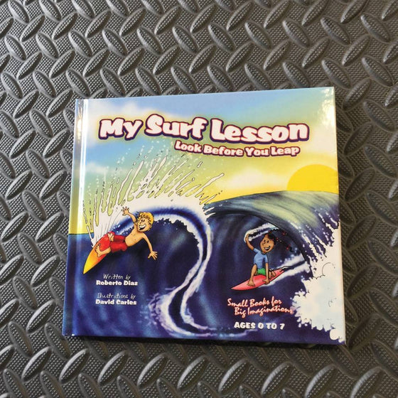 Books - My Surf Lesson