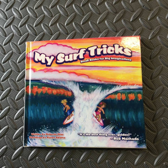 Books - My Surf Tricks - Surf Ontario