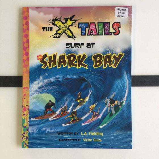 Books - Surf at Shark Bay - Surf Ontario