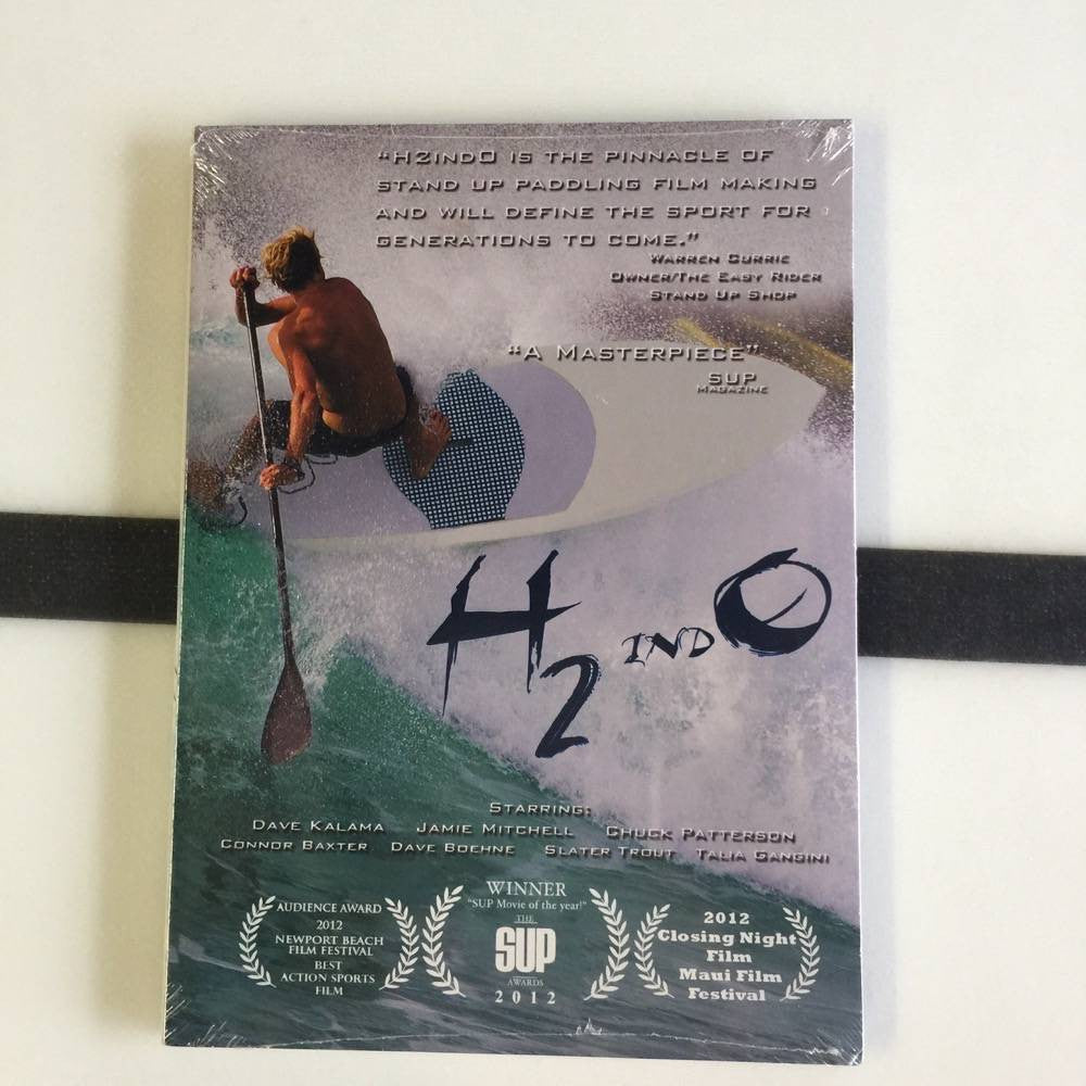 DVD - H2INDO The SUP Movie - Surf Ontario