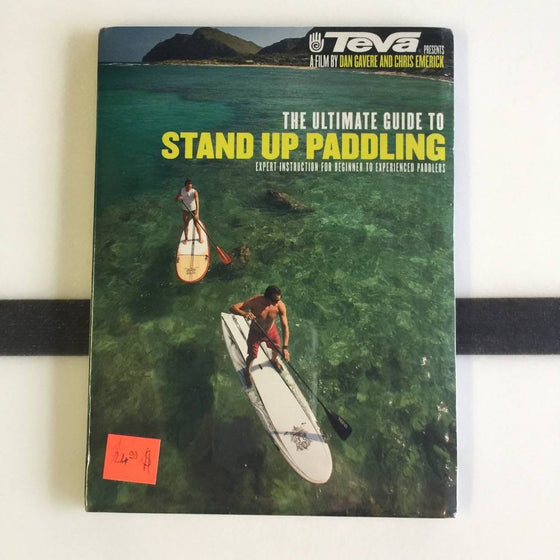 DVD -  Ultimate Guide to SUP - Surf Ontario