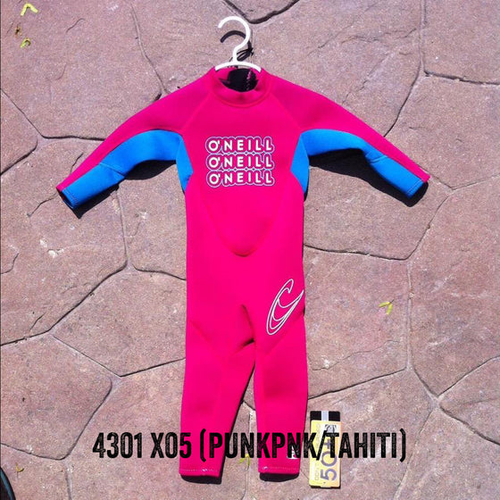 Springsuit Toddler O'Neill Reactor Full - 4301 - Surf Ontario