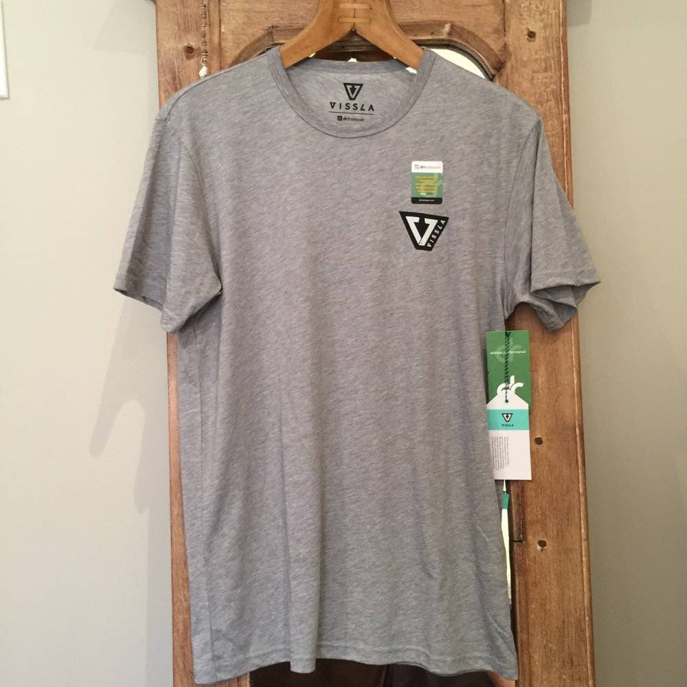 7695270a T-Shirt - Vissla North Sea Dri Release - Surf Ontario