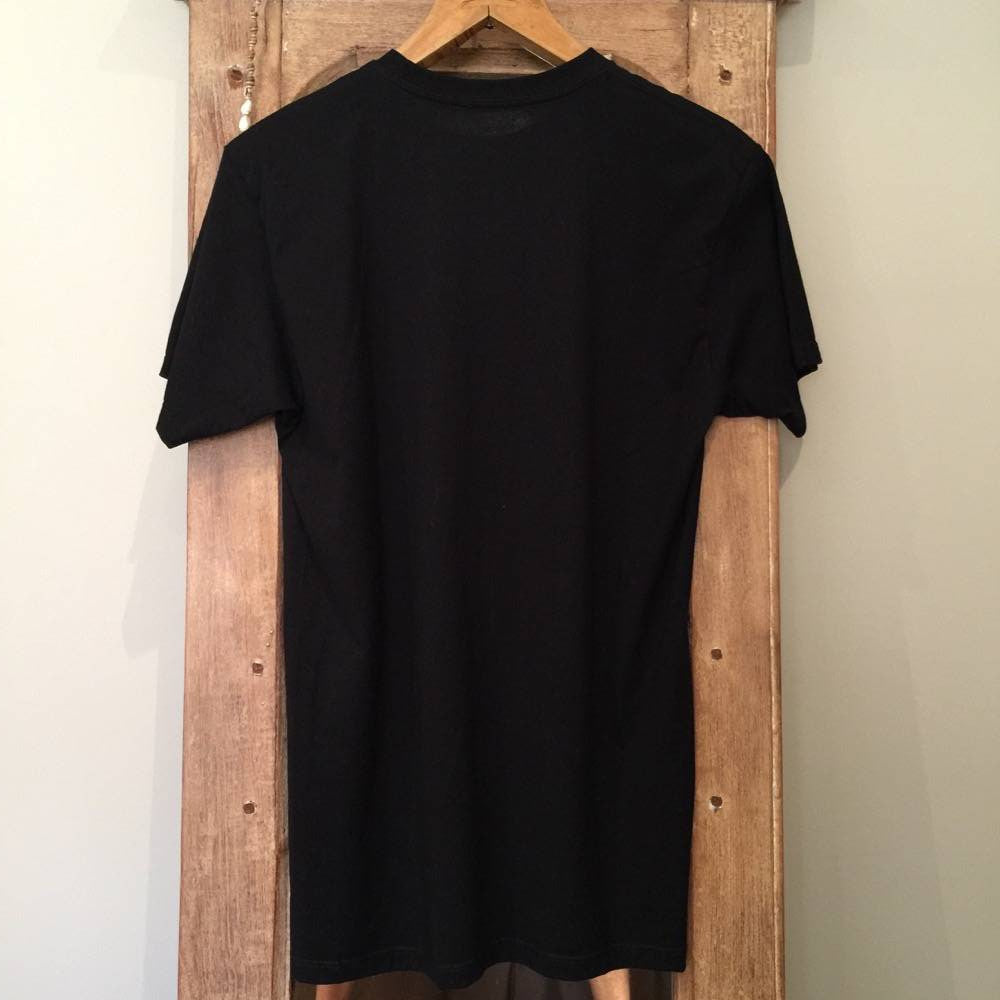 T-Shirt - Lost Shopwork Tee Black - Surf Ontario
