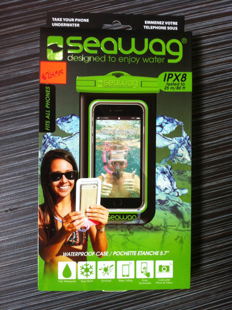 Waterproof electronic gear - Seawag Waterproof case for smartphone