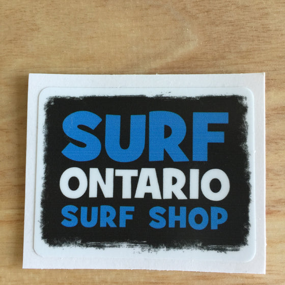 Stickers - Surf Ontario Surf Shop - Surf Ontario