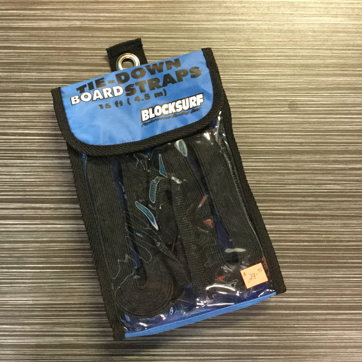 Tie Downs / Straps - Blocksurf 15ft / 4.5m