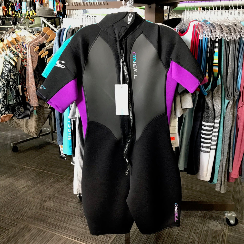 2mm Springsuit Womens O'Neill Reactor 3801 - Surf Ontario
