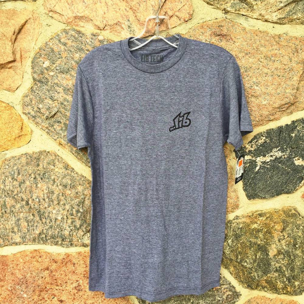 T-Shirt - …LIB TEE - grey - Surf Ontario