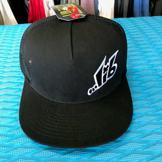 Caps - Libtech Trucker Black - Surf Ontario