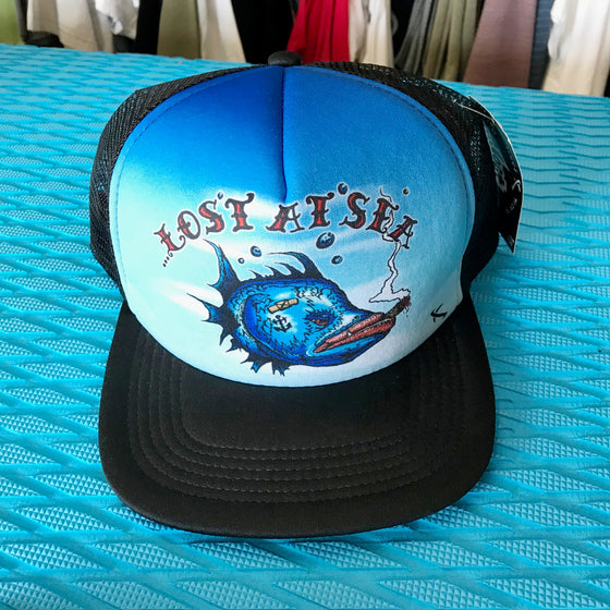 Caps - Lost Grumpy Grouper Hat - Surf Ontario