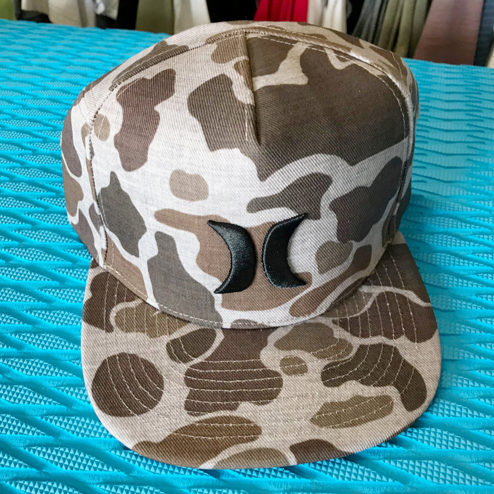 Caps - Hurley - Surface Camo Browns - Surf Ontario