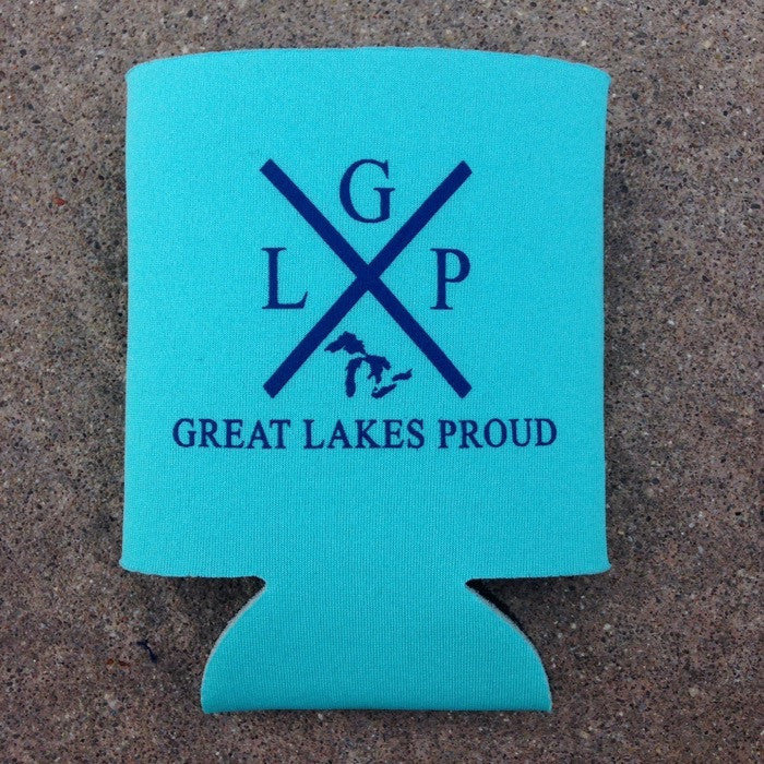 Beer Koozies - Great Lakes Proud - Surf Ontario