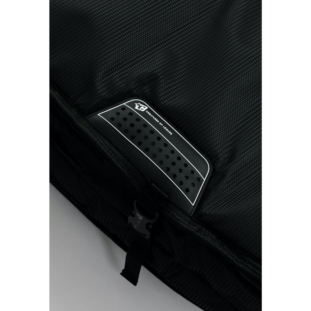 Creature of Leisure board bag - 6'3 Fish Triple: Black White - Surf Ontario