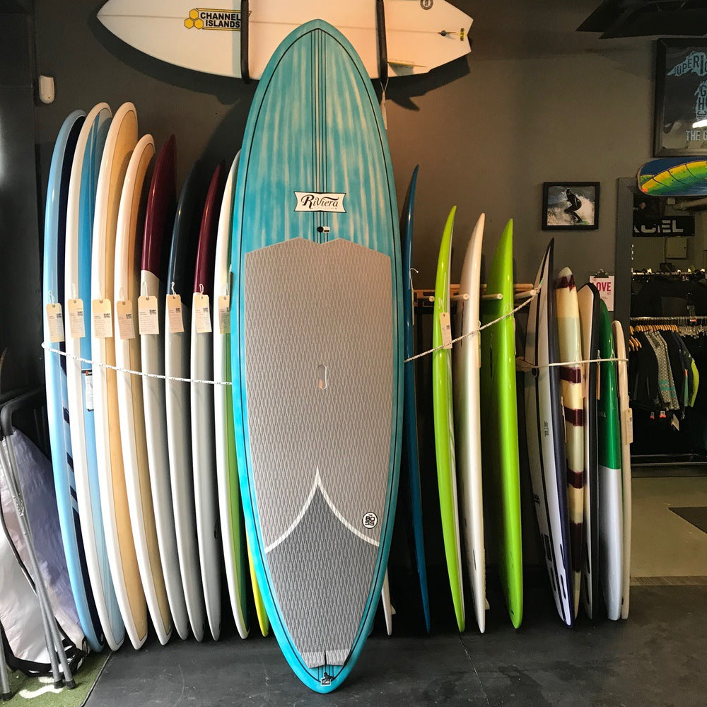 Riviera 9'0 The BOSS - Stressed Green STG7 - Surf Ontario