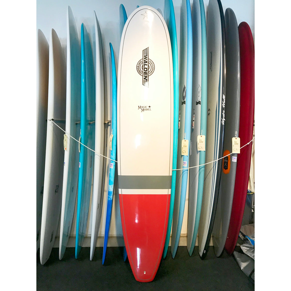 Walden 8'6 Magic Model - Tuflite C-Tech - RED