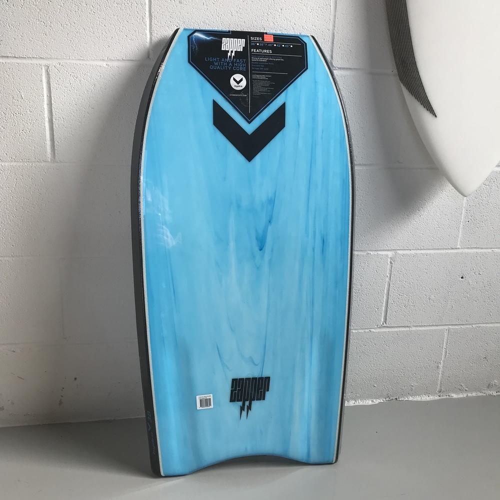 "Hydro BodyBoard - Zapper 36"" Light Blue"