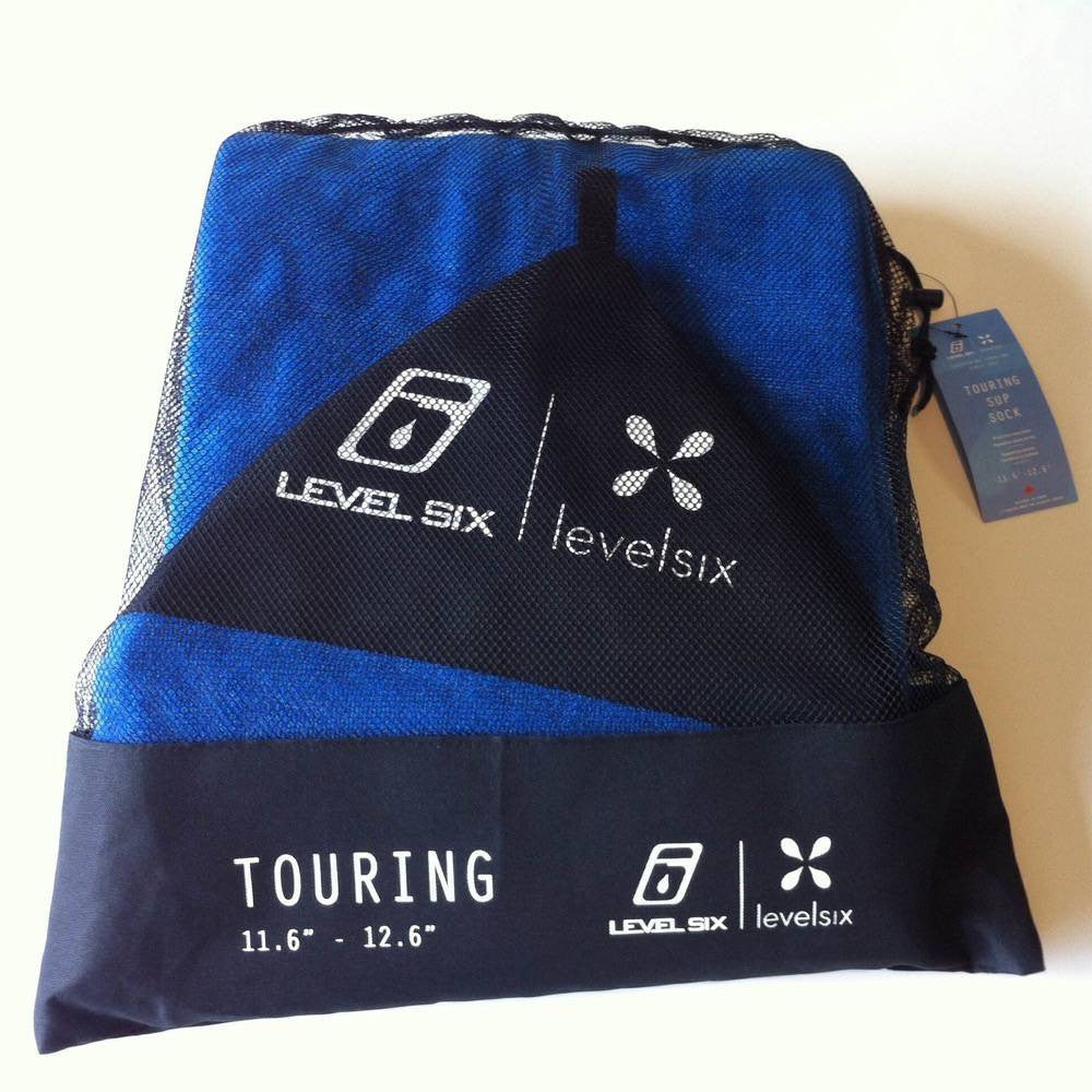 Level 6 Board Cover - 11'6 to 12'6 Touring Blue SUP sock - Surf Ontario