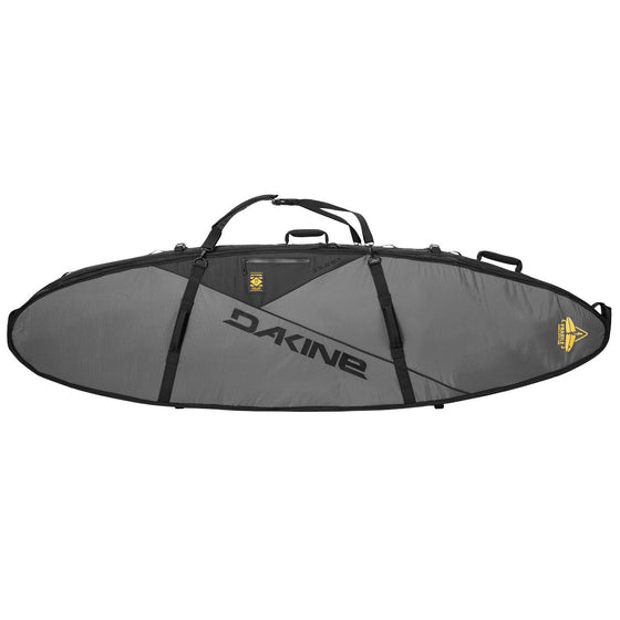 Dakine Board Cover - John John Florence Surfboard Bag Quad - Carbon