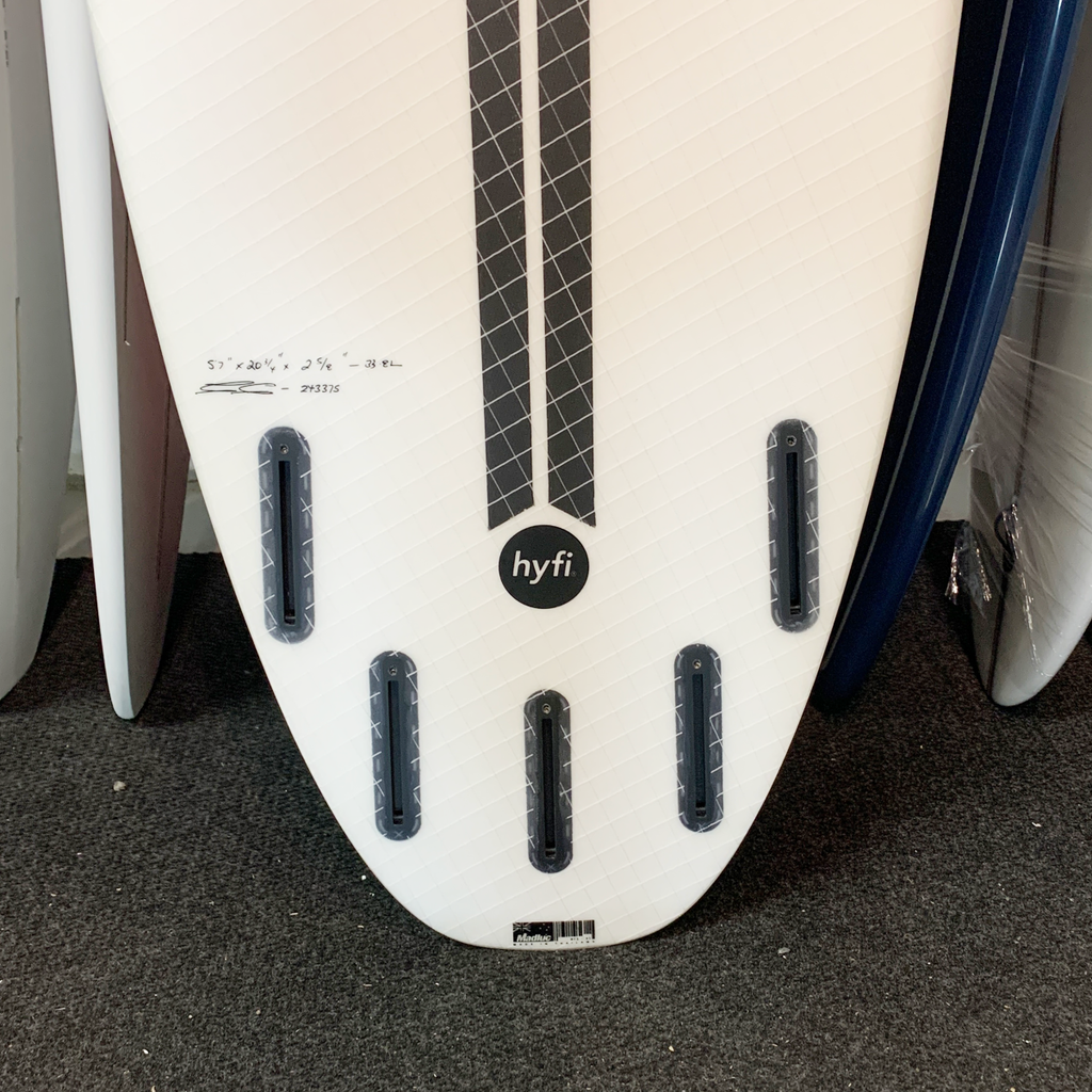 JS Industries - Flaming Pony 5'7 - 5 Futures