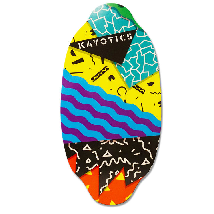 Kayotics skimboards - Pro Series - Fresh Prints Of Bbay - Large