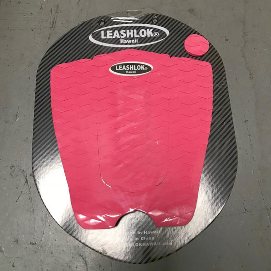 Deck pads - Leash Lok Traction Pad - Pink