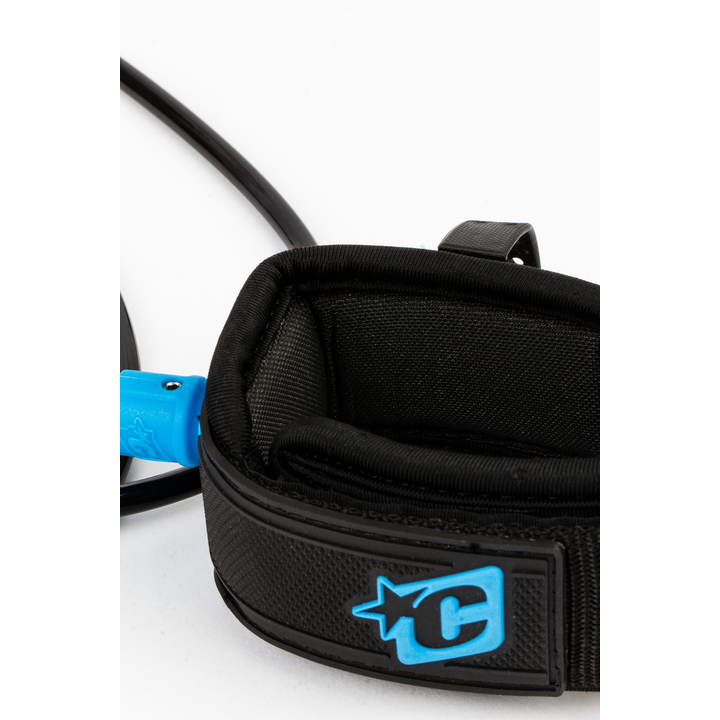 Leashes - Creature of Leisure - Pro 6: Black cyan