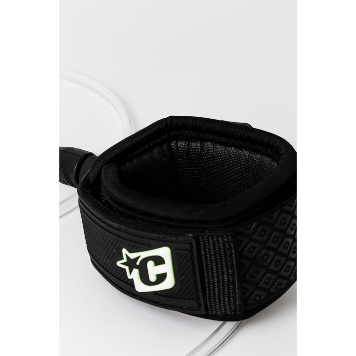 Leashes - Creature of Leisure - Pro 6: Clear Black