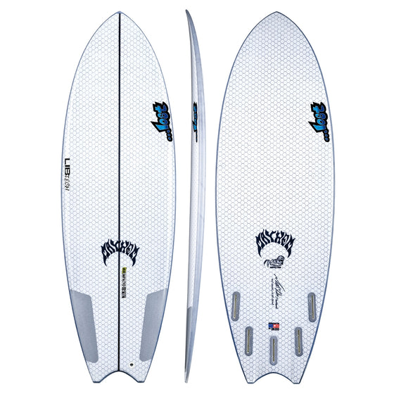 Libtech - Lost Puddle Fish 6'0 (FCSII compatible)