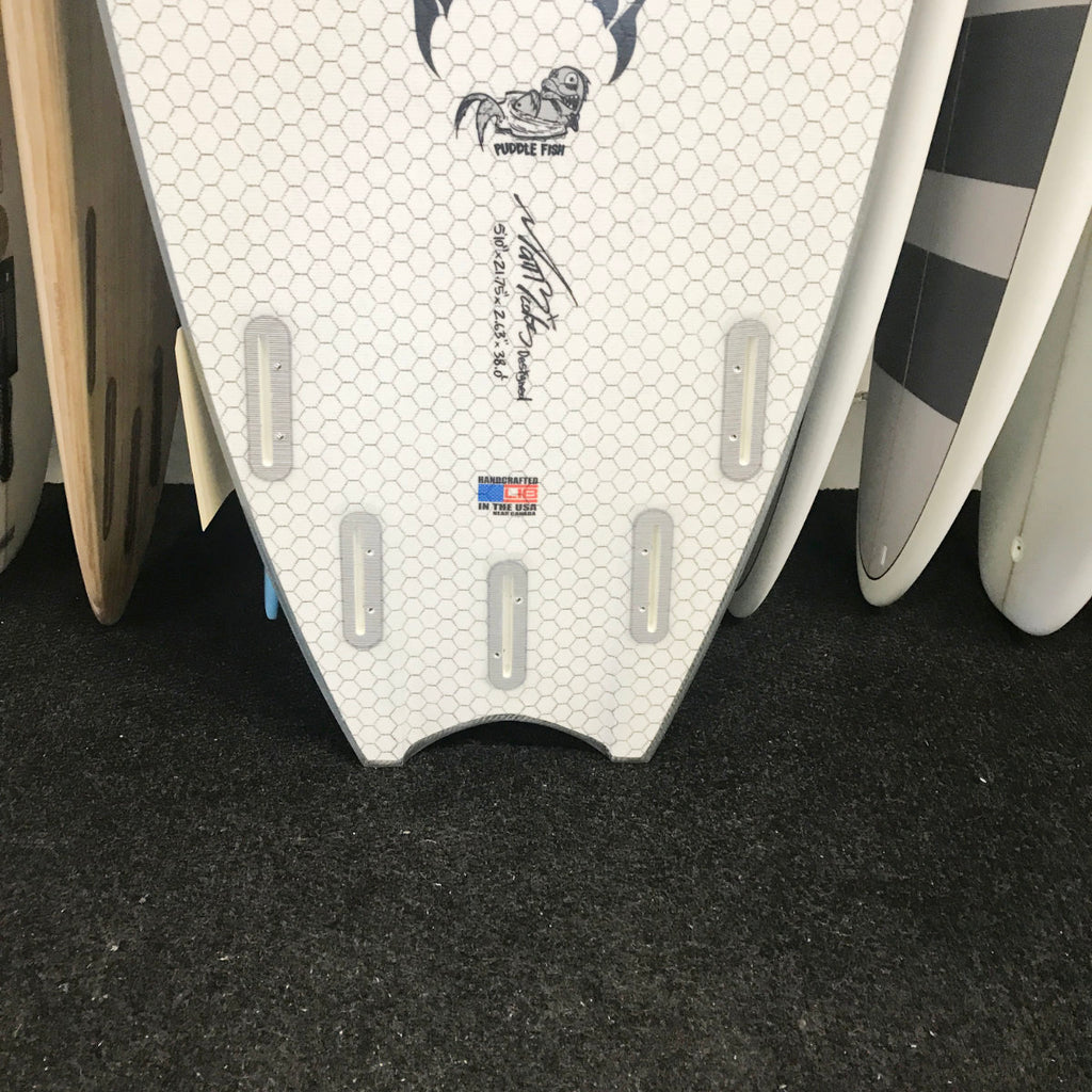 Libtech - Lib X Lost Puddle Fish 5'10 (FCSII Compatible)