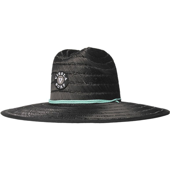 Caps/Hats - Vissla - Tower 7 Hat-BLK - Surf Ontario