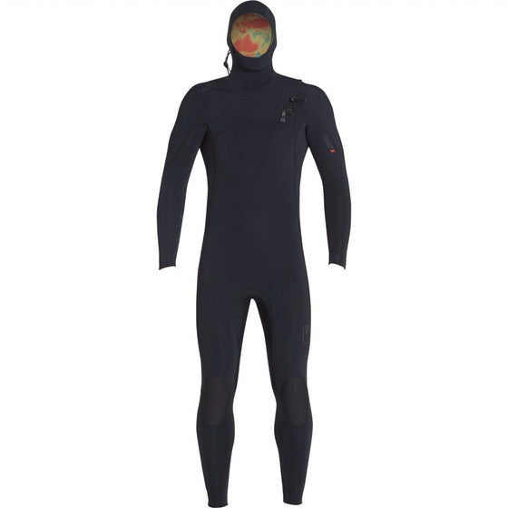 5.5/4.5 Men's XCEL Comp X Hooded Fullsuit - Surf Ontario