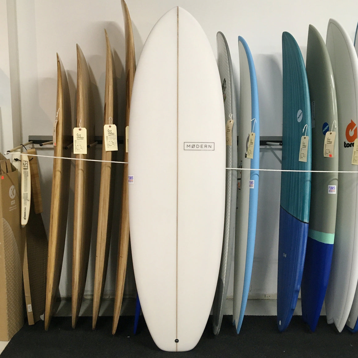 Modern 6'8 Highline PU Clear