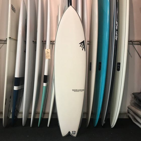Machado 6'8 Seaside & Beyond FCS2