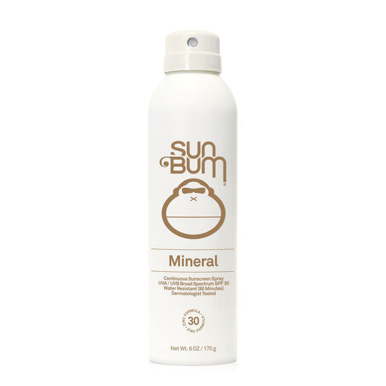 Sunscreen - Sun Bum Mineral SPF 30 Spray