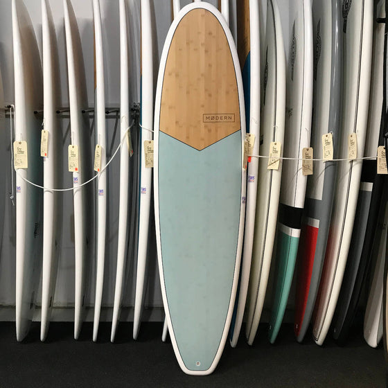 Modern Blackbird Longboard - 7'0 XB Matt Finish**