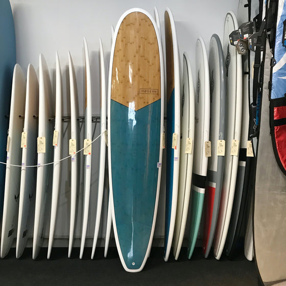 Modern Longboard - 8'6 Boss XB Gloss finish