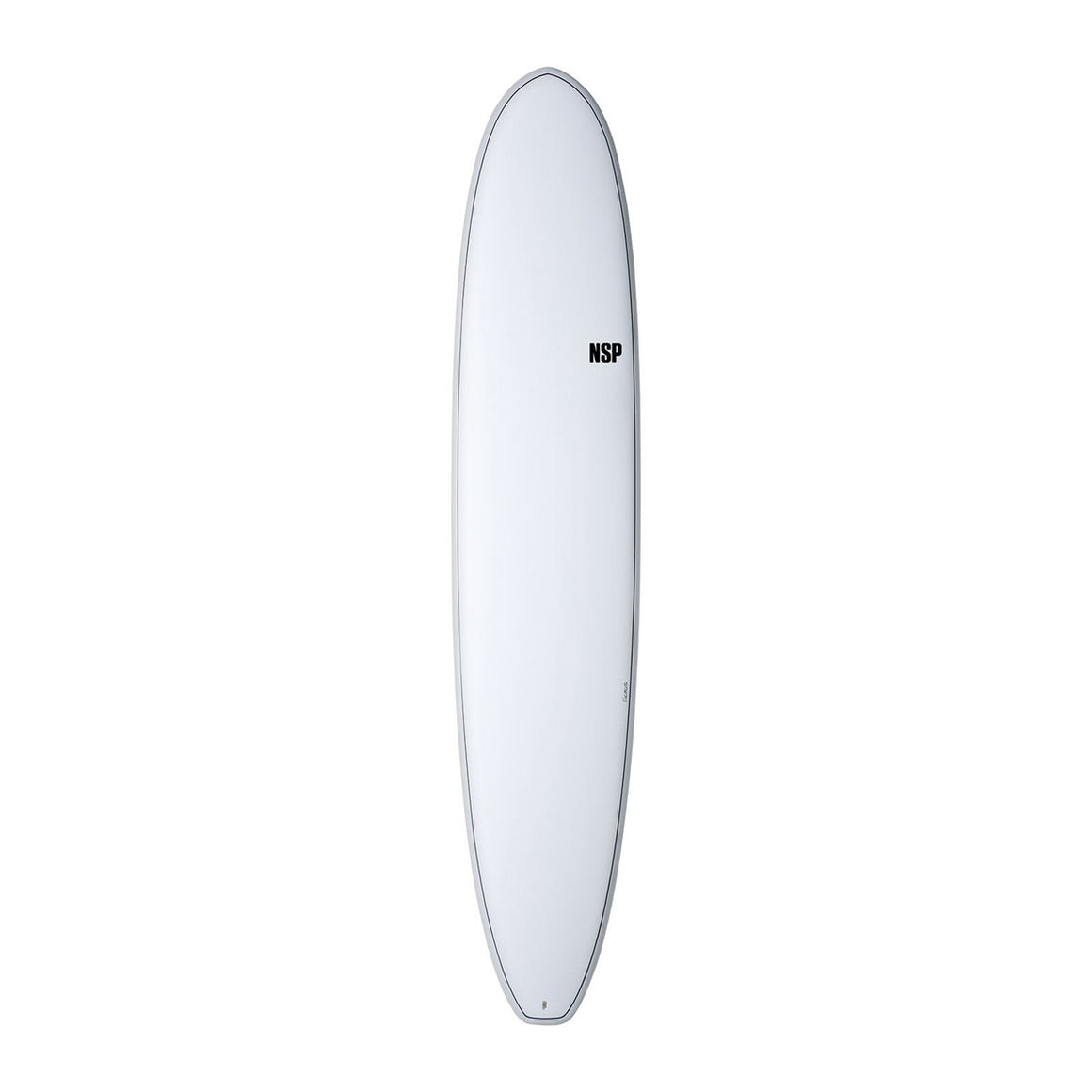 NSP Elements HDT Long 8'6 White FTU