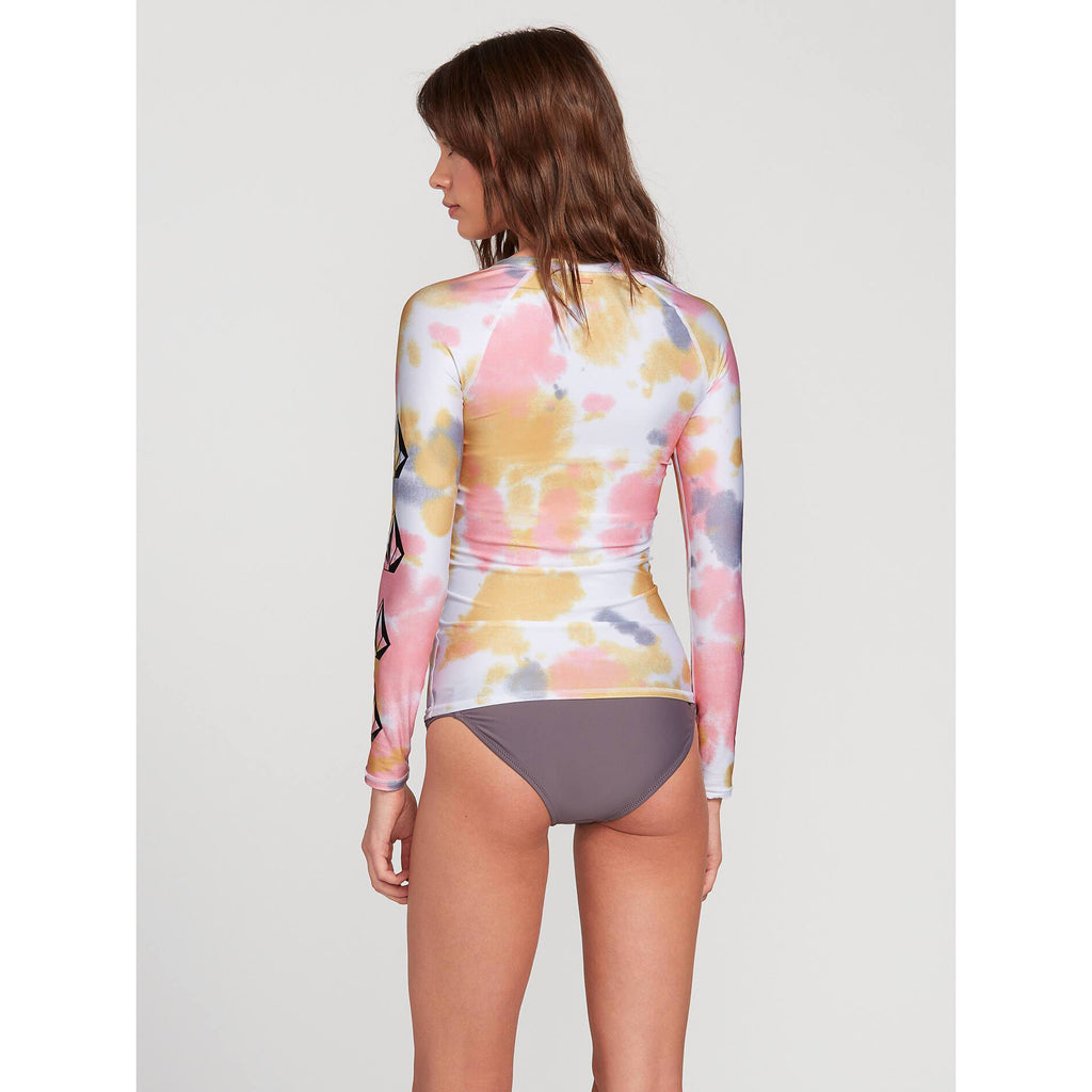 Volcom - Women's Rashies Tie Dye For Long Sleeve - Multi