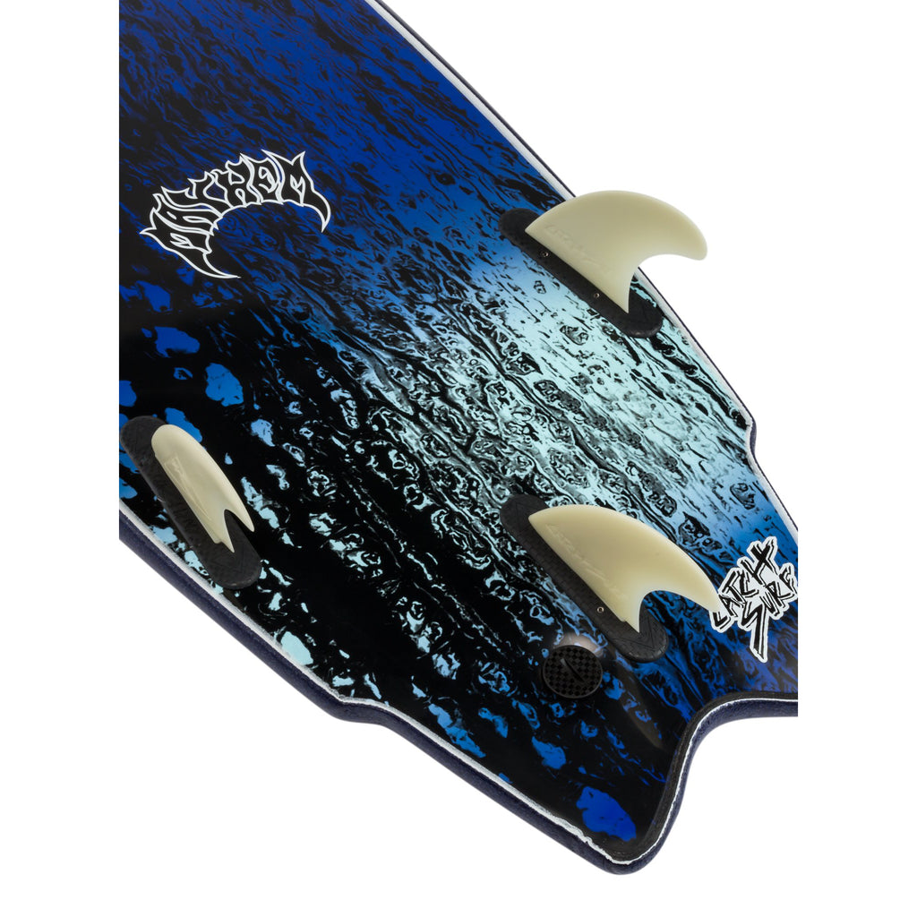 Odysea X Lost Round Nose Fish RNF 6'5 - Midnight Blue 20